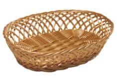 Kesper Oválný košík na ovoce a chléb, velký