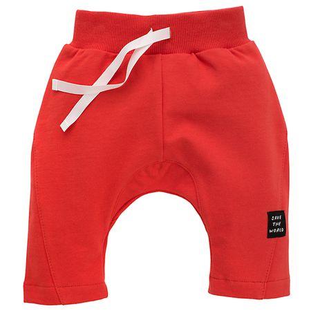 Pinokio Ocean´s Dream fiú 3/4-es nadrág 68 piros