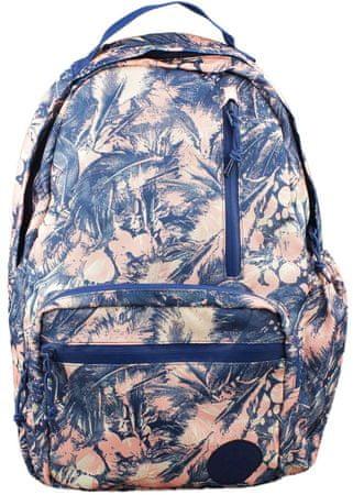 Converse unisex viacfarebný batoh All Star Go Feather Print Backpack