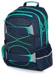 Karton P+P plecak anatomiczny OXY SPORT Pastel Line Green