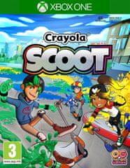 Outright Games igra Crayola Scott (Xbox One)