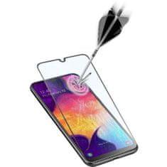 CellularLine zaščitno steklo za Samsung Galaxy A50, črno
