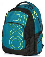 Karton P+P Iskolatáska OXY Style Blue/green