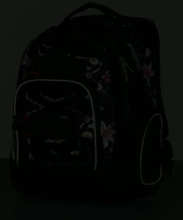a3a5ebd591 Karton P+P Studentský batoh OXY Style Flowers