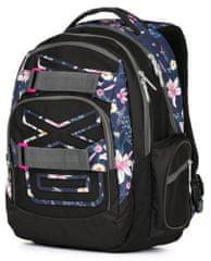 Karton P+P plecak szkolny OXY Style Flowers