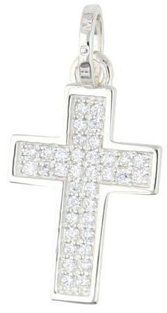 Thomas Sabo LuksusowySrebrnywisiorek Krzyż SCPE150143 srebro 925/1000