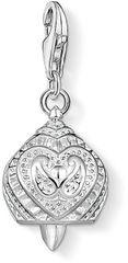 Thomas Sabo Srebrny wisiorek Orientalny dzwon 1400-001-12 srebro 925/1000