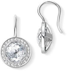 Thomas Sabo Csillogó ezüst fülbevalók AIR-H1809-051-14 ezüst 925/1000