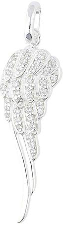 Thomas Sabo Luxus ezüst medál angyalszárny SCPE150137 ezüst 925/1000
