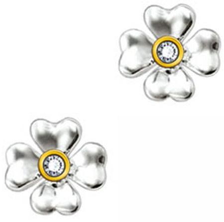 Thomas Sabo Ezüst fülbevalók Pályázati virágok SD_H0001-179-14 ezüst 925/1000