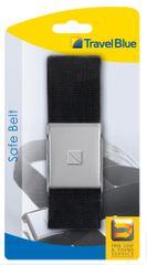 TravelBlue Cestovný opasok s bezpečnostným skrytým vreckom na peniaze TBU710 čierny