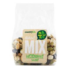 Country Life Strukovinové chrumkavý mix solený 100 g