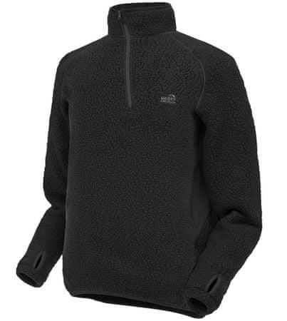 Geoff Anderson Thermal 3 pullover Čierny XXXXL