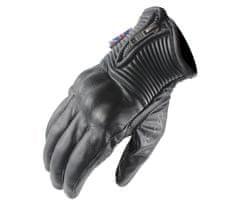 Rusty Pistons rukavice Norvin London café black