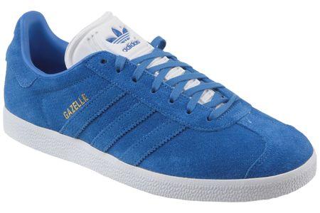 Adidas adidas Gazelle BZ0028 37 1/3 Niebieskie