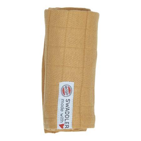 Lodger Swaddler Solid 70 x 70 cm Honey