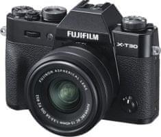 FujiFilm X-T30 + XC 15-45 mm