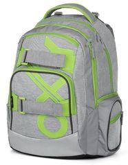 Karton P+P plecak szkolny OXY MINI Style Green