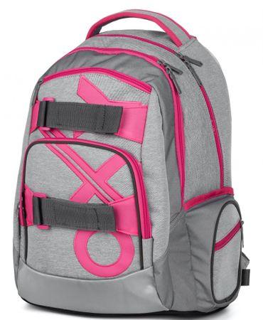 Karton P+P Iskolatáska OXY MINI Style Pink
