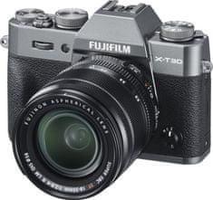 FujiFilm X-T30 + XF 18-55 mm