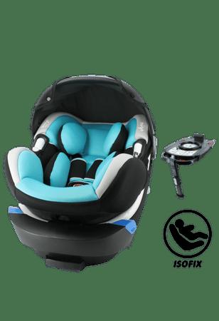 Nania fotelik samochodowy Migo Satellite Isofix Premium Sky