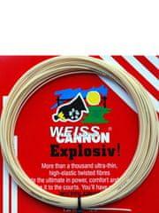 Weiss Cannon tenis Struna Explosiv
