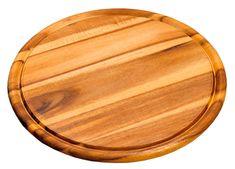Kesper Kulaté servírovací prkénko, akátové dřevo