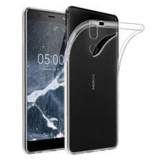 ultra tanek silikonski ovitek za Huawei Y7 2019, prozoren