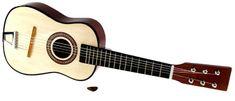 Mikro hračky Gitara drevená 60cm v krabičke