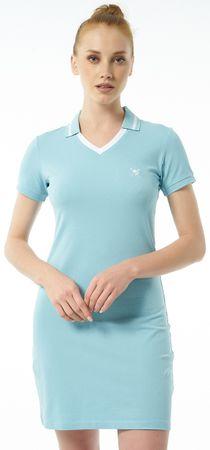 AUDEN CAVILL ženska obleka, XL, svetlo modra