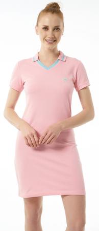 AUDEN CAVILL dámské šaty S růžová