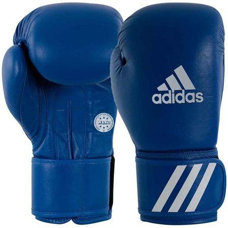 9f5e5ab6c Adidas Boxerské rukavice Adidas WAKO - modré | MALL.CZ