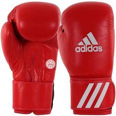 Adidas Boxerské rukavice Adidas WAKO - červené