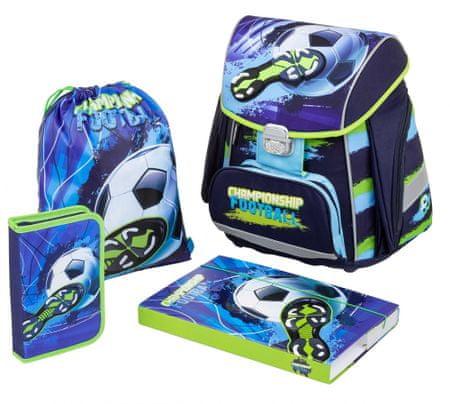 Karton P+P zestaw szkolny Premium Footbal