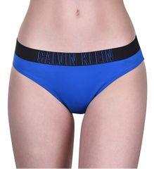 Calvin Klein Stroje kąpielowe Class ic Bikini -HR Intense Power 2.0 KW0KW00610 -446 Duke Blue