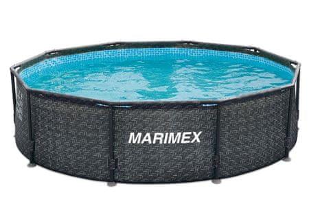 Marimex Florida RATAN 10340236, bazen, 3,66 x 1,22 m