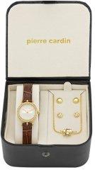 Pierre Cardin dámská sada hodinek a šperků 20170613
