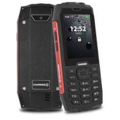 myPhone Hammer 4, červený