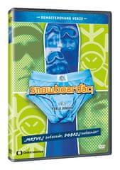 Snowboarďáci (remasterovaná verze) - DVD
