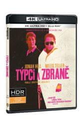 Týpci a zbraně (2 disky) - Blu-ray + 4K Ultra HD