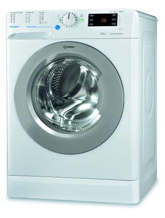 Indesit pralni stroj BWE 81683X WSSS EU, inverter