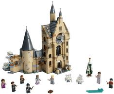 LEGO zestaw Harry Potter 75948 Wieża Zegarowa w Hogwarcie