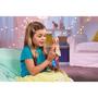 4 - Mattel Barbie Svítící mořská panna s pohyblivým ocasem - běloška