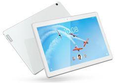 Lenovo Tab M10, 3GB/32GB, Wi-Fi, biely (ZA480071CZ)