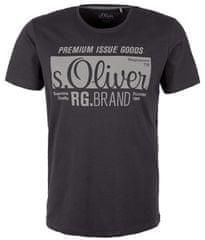 s.Oliver T-shirt 03.899.32.5206 03.899.32.5206 .9827 Ebony