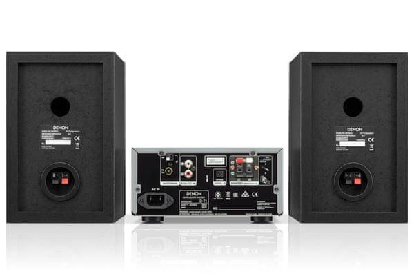 minisystem denon d-t1 wejście optyczne d-t1 wejście słuchawkowe funkcja budzika wyłącznik czasowy hifi dźwięk dla TV