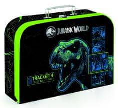 Karton P+P kuferek laminowany 34 cm Jurassic World