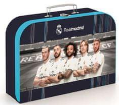 Karton P+P Kufrík lamino 34 cm Real Madrid 2019
