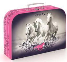 Karton P+P Kuferek laminowany z rączką Koń