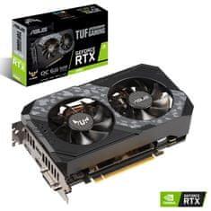 Asus grafična kartica TUF Gaming GeForce RTX 2060 OC 6GB GDDR6